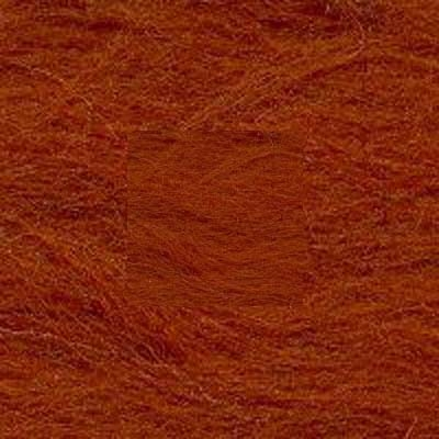 Шерсть полутонкая 100% Цвет тарракот