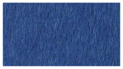 Фетр шерсть-вискоза,  1 лист 20*30 см — кобальт