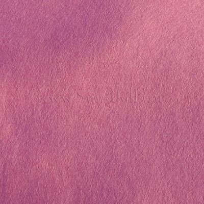 Фетр шерсть-вискоза,  1 лист 20*30 см — сиреневый