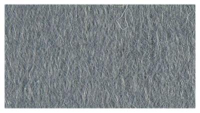 Фетр шерсть-вискоза,  1 лист 20*30 см — серый
