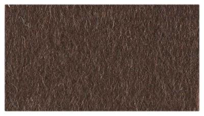Фетр шерсть-вискоза,  1 лист 20*30 см — красный-коричневый