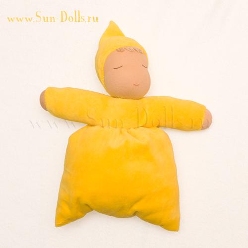 Кукла «Соня «Жёлтая» для малышей от 1 года