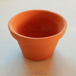 Горшочек керамический