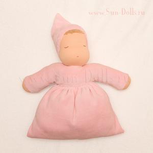 Кукла «Соня Розовая» для малышей от 1 года